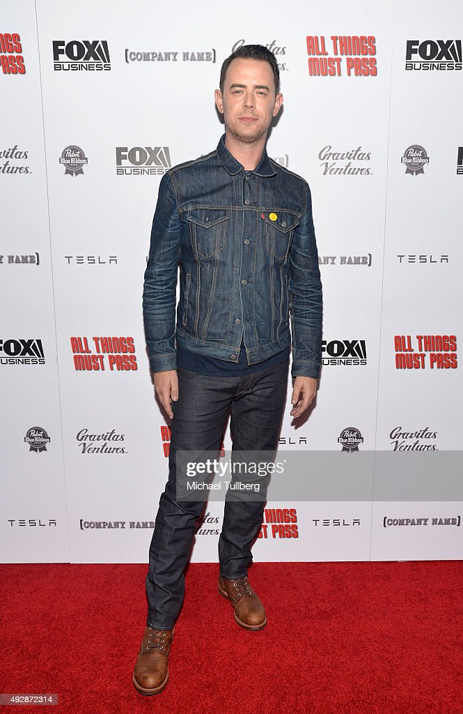 """Premiere Of Gravitas Ventures' """"All Things Must Pass"""" - Arrivals"""
