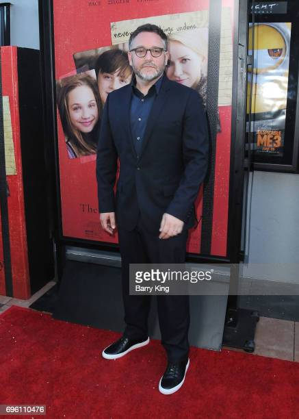 Director Colin Trevorrow attends the 2017 Los Angeles Film Festival Opening Night Premiere Of Focus Features' 'The Book Of Henry' at Arclight Cinemas...
