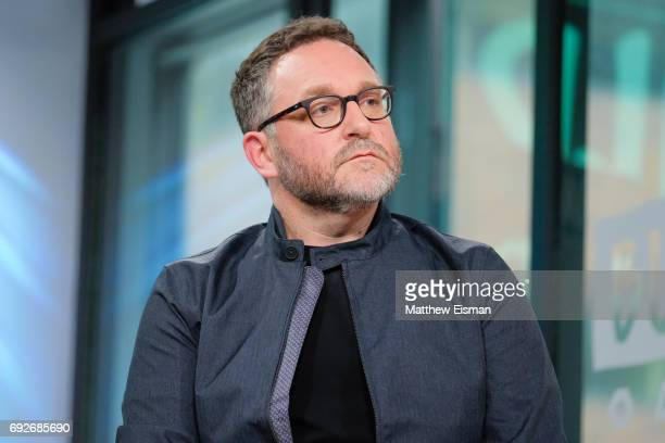 Director Colin Trevorrow discusses his new film 'The Book of Henry' at Build Studio on June 5 2017 in New York City