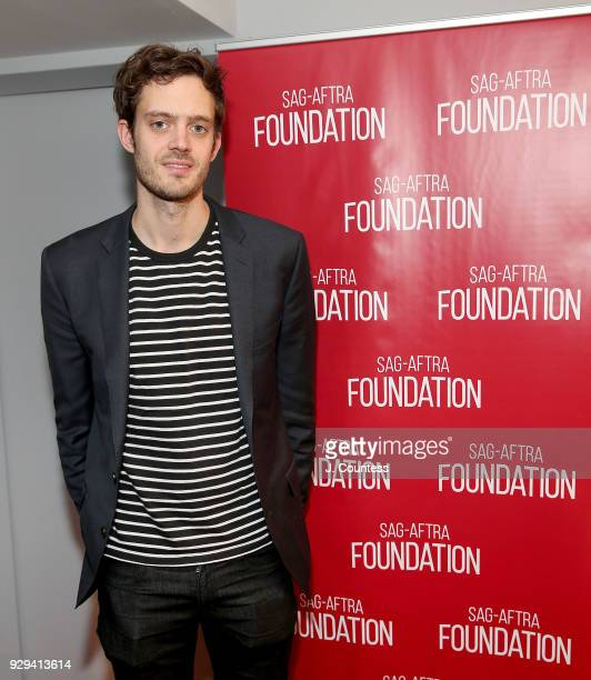 Director Cory Finley attends SAGAFTRA Foundation Conversations 'Thoroughbreds' at The Robin Williams Center on March 8 2018 in New York City