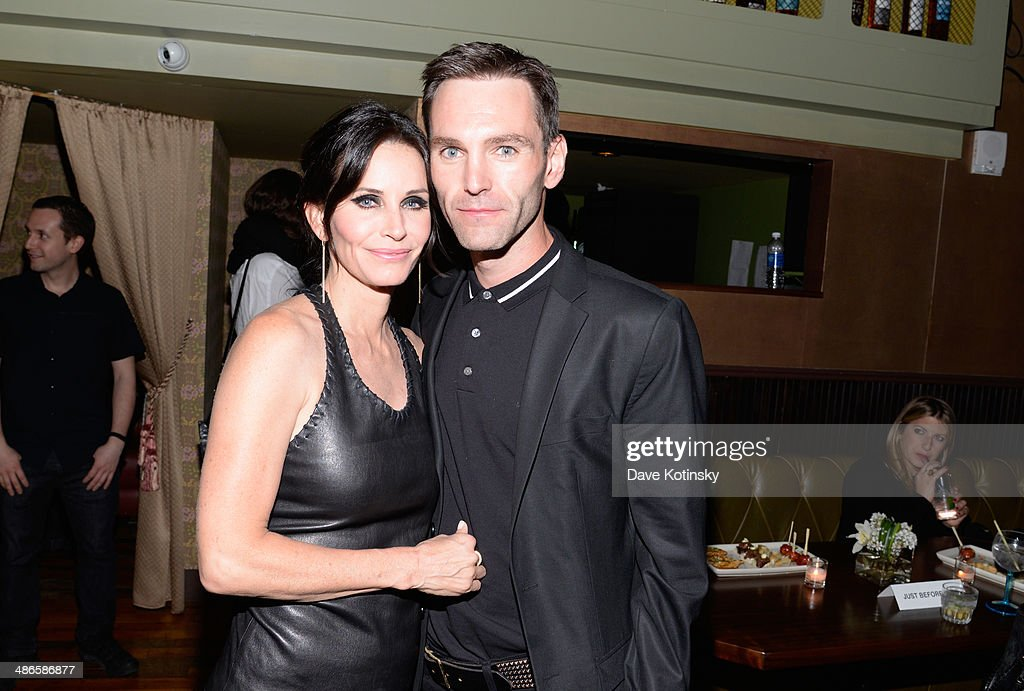 Official After Party For Courteney Cox's Directorial Debut, 'Just Before I Go' Hosted By BOMBAY SAPPHIRE Gin : News Photo