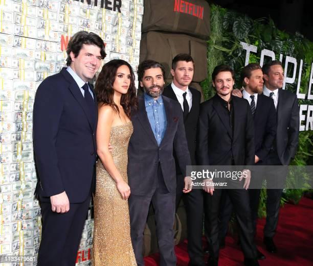 Director Cowriter J C Chandor Cast member Adria Arjona Cast member Oscar Isaac Cast member Garrett Hedlund Cast member Pedro Pascal Cast member...
