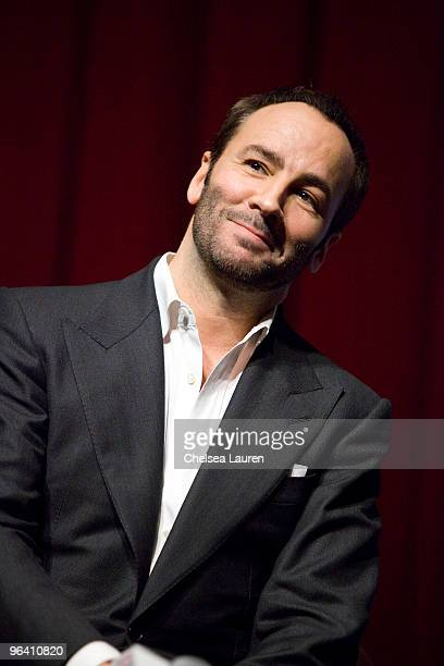 """Director / co-writer Tom Ford attends the Film Independent screening of """"A Single Man"""" at Directors Guild Of America on November 16, 2009 in Los..."""