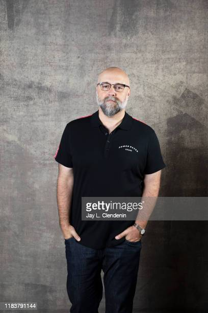Director Craig Brewer from 'Dolemite Is My Name' is photographed for Los Angeles Times on September 8, 2019 at the Toronto International Film...