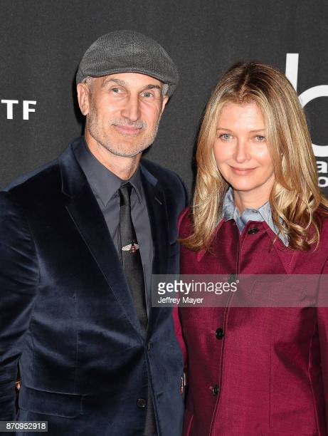 Director Craig Gillespie and Christine Gillespie attend the 21st Annual Hollywood Film Awards at The Beverly Hilton Hotel on November 5 2017 in...