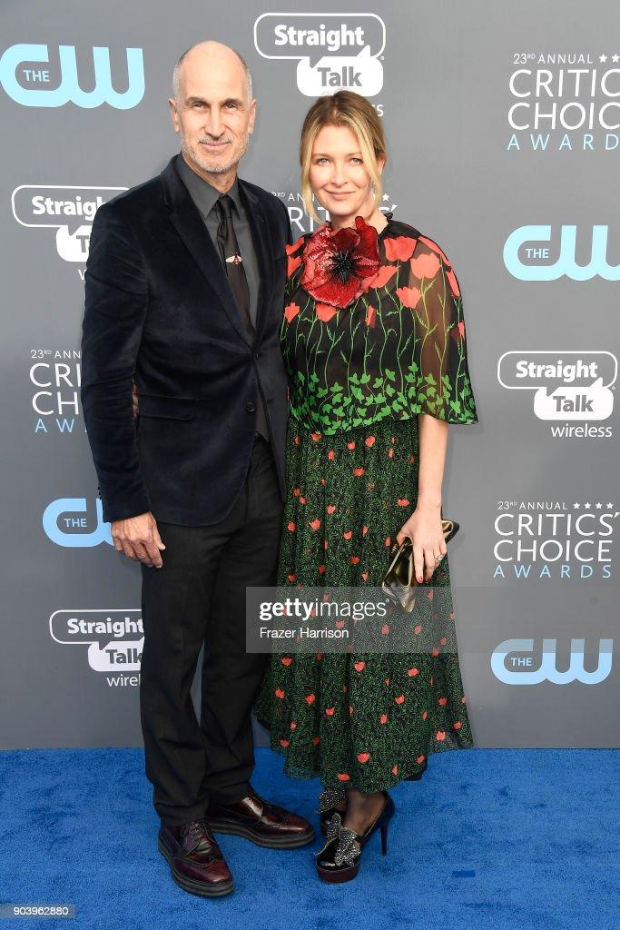 The 23rd Annual Critics' Choice Awards - Arrivals