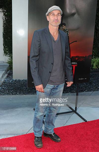 "Director Craig Gillespie arrives to a screening of Dreamworks Pictures' ""Fright Night"" on August 17, 2011 in Hollywood, California."
