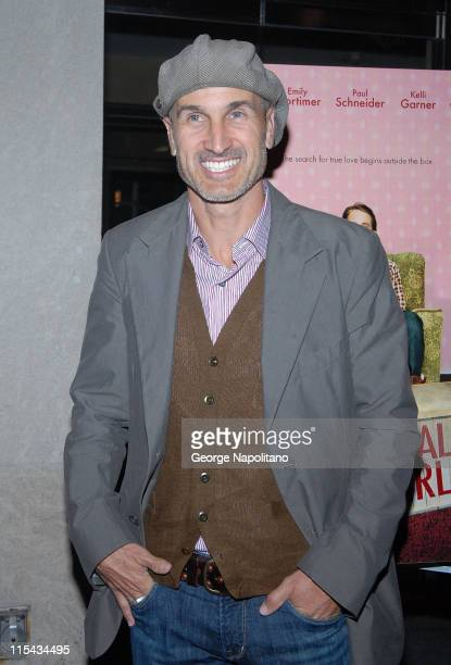 Director Craig Gillespie at the NY Premiere Of 'Lars And The Real Girl' at the Paris Theatre in New York October 3 2007