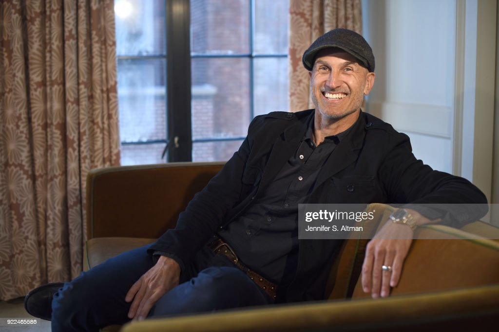 Director Craig Gillespie is photographed for Los Angeles Times on November 17, 2017 in New York City.
