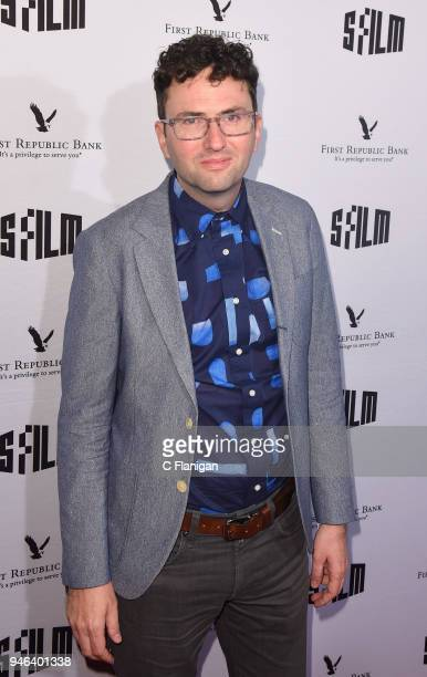 Director Craig Johnson attends the Alex Strangelove premiere during the 2018 San Francisco Film Festival at Victoria Theatre on April 14 2018 in San...