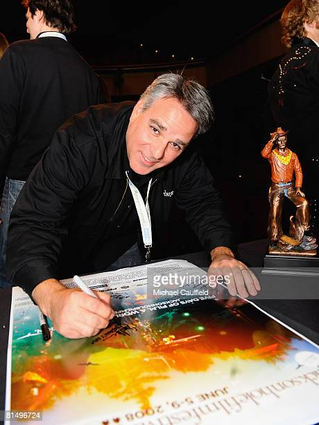 Director Craig Saavedra attends the Awards Ceremony during the 5th annual Jackson Hole Film Festival on June 8 2008 in Jackson Hole Wyoming