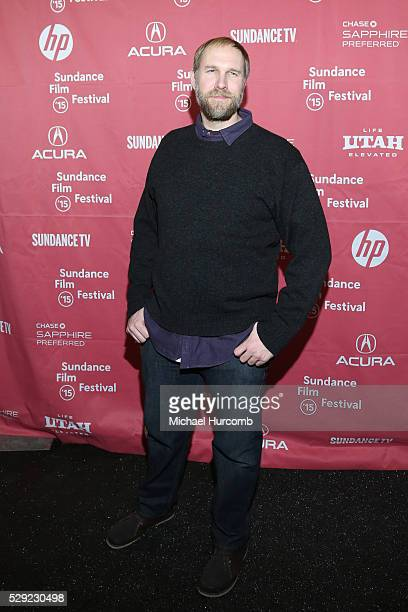 "Director Craig Zobel attends the ""Z for Zachariah"" premiere at the 2015 Sundance Film Festival"