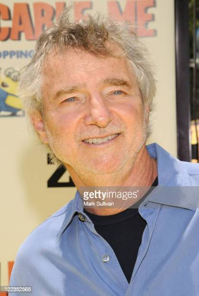 Director Curtis Hanson arrives to the premiere of 'Despicable Me' during the 2010 Los Angeles Film Festival at Nokia Theatre LA Live on June 27 2010...