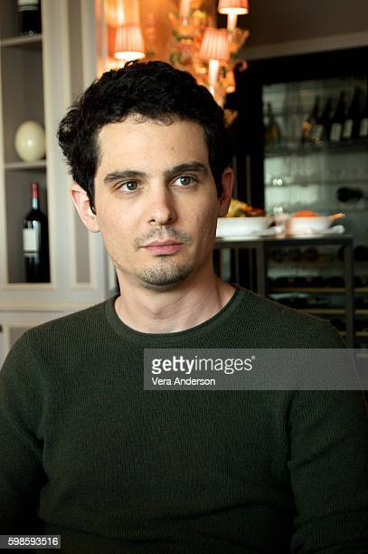 Director Damien Chazelle at the 'La La Land' Press Conference at the Danieli Hotel on September 1 2016 in Venice Italy