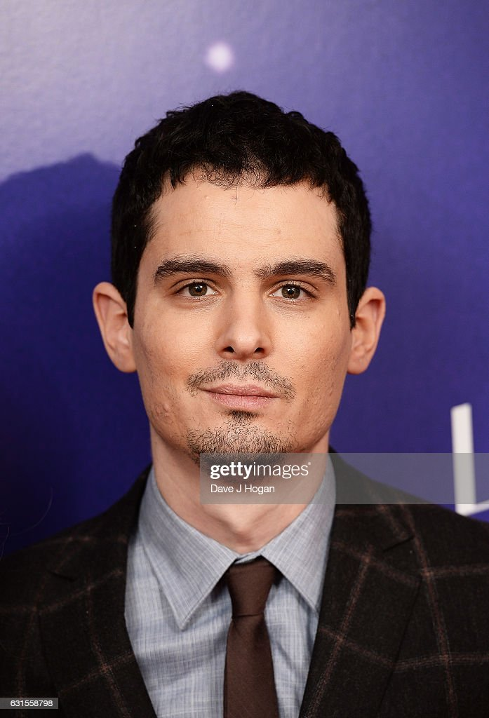 Director Damien Chazelle attends the Gala screening of 'La La Land' at Ham Yard Hotel on January 12, 2017 in London, England.