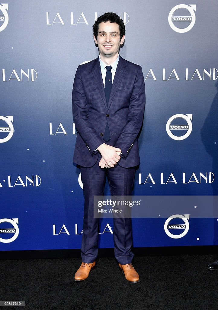 Director Damien Chazelle attends the premiere of Lionsgate's 'La La Land' at Mann Village Theatre on December 6, 2016 in Westwood, California.