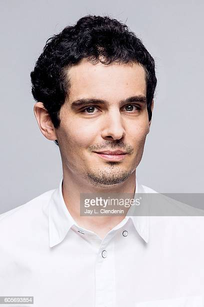 Director Damien Chazelle from the film 'LA LA LAnd' poses for a portraits at the Toronto International Film Festival for Los Angeles Times on...