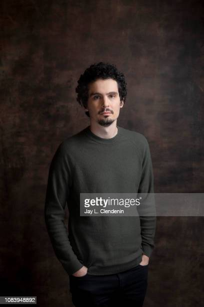 Director Damien Chazelle is photographed for Los Angeles Times on January 10 2019 in West Hollywood California PUBLISHED IMAGE CREDIT MUST READ Al...