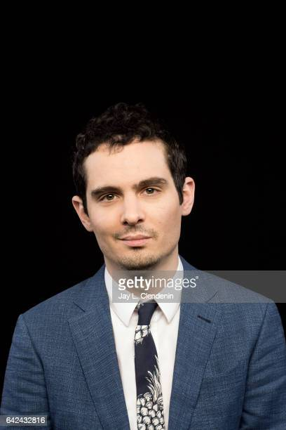 Director Damien Chazelle is photographed for Los Angeles Times on January 6 2017 in Los Angeles California PUBLISHED IMAGE CREDIT MUST READ Jay L...