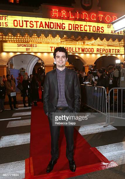 Director Damien Chazelle of 'Whiplash' attends the Outstanding Directors of the Year Award at the 30th Santa Barbara International Film Festival at...