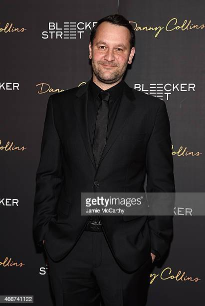 Director Dan Fogelman attends the Danny Collins New York premiere at AMC Lincoln Square Theater on March 18 2015 in New York City