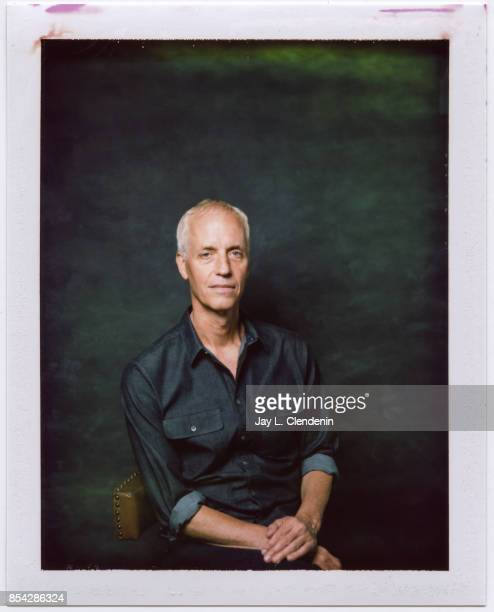 Director Dan Gilroy from the film Roman J Israel Esq is photographed on polaroid film at the LA Times HQ at the 42nd Toronto International Film...
