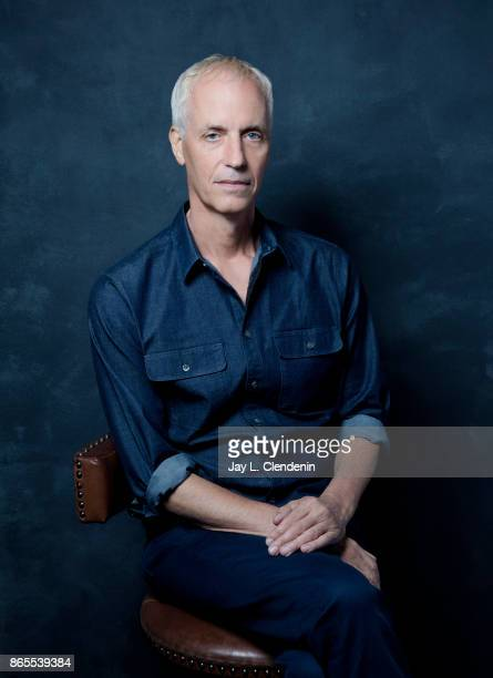 Director Dan Gilroy from the film Roman J Israel Esq poses for a portrait at the 2017 Toronto International Film Festival for Los Angeles Times on...