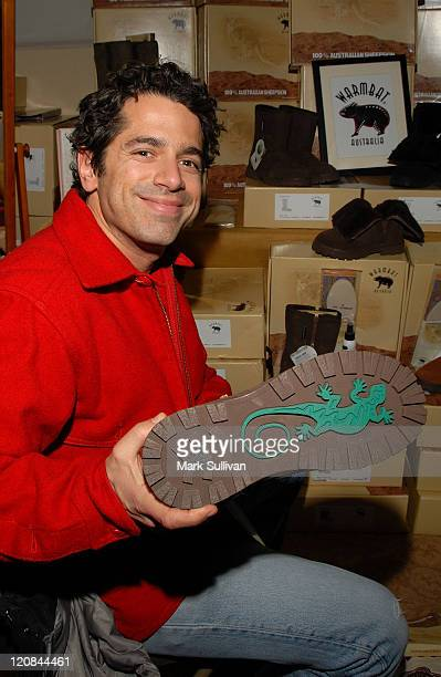 Director Daniel Barnz attends the Pure Natural Celebrity Eco Retreat produced by Backstage Creations on January 19 2008 in Park City Utah