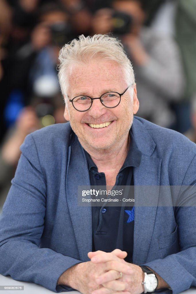 Director Daniel Cohn-Bendit attends 'La Traversee' Photocall during the 71st annual Cannes Film Festival at Palais des Festivals on May 16, 2018 in Cannes, France.