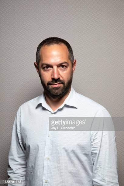 Director Daniel Gordon from 'The Australian Dream' is photographed for Los Angeles Times on September 8, 2019 at the Toronto International Film...