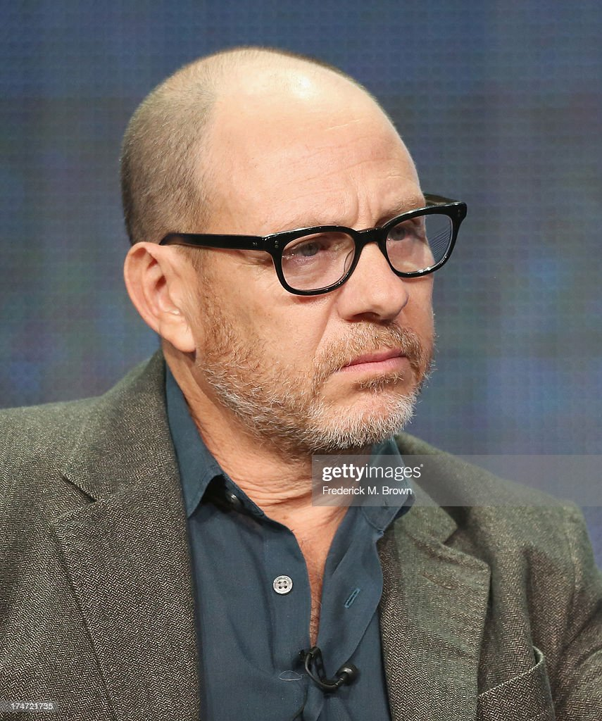 Director Daniel Sackheim speaks onstage during 'FX Directors' panel as part of the 2013 Summer Television Critics Association tour at the Beverly Hilton Hotel on July 28, 2013 in Beverly Hills, California.