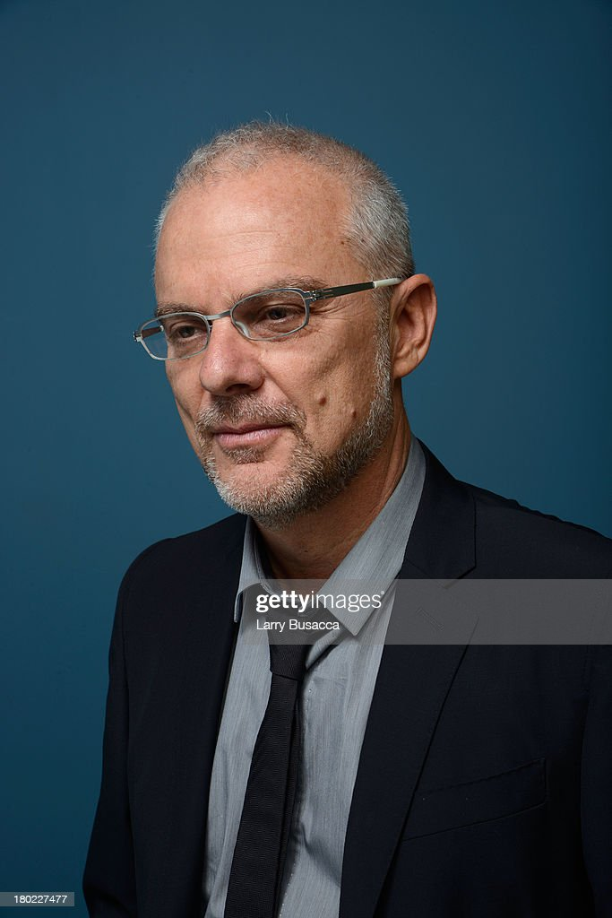 Director Daniele Luchetti of 'Those Happy Years' poses at the Guess Portrait Studio during 2013 Toronto International Film Festival on September 10, 2013 in Toronto, Canada.