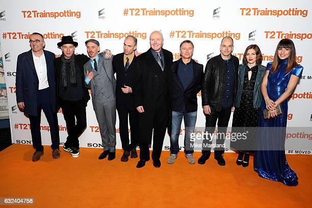 Director Danny Boyle actors Ewan McGregor Ewen Bremner screenwriter John Hodge novelist Irvine Welsh actors Robert Carlyle Jonny Lee Miller Kelly...