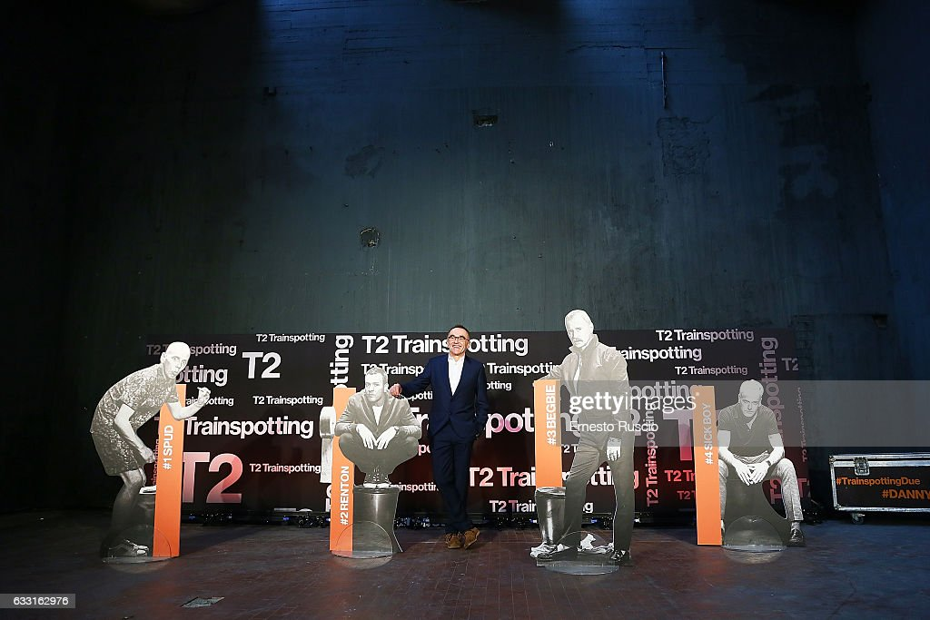 'Trainspotting' Photocall In Rome