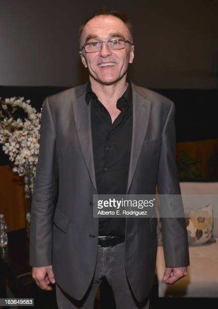 Director Danny Boyle attends BAFTA LA's 'Behind Closed Doors' With Danny Boyle at Raleigh Studios on March 13 2013 in Los Angeles California