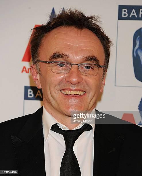 Director Danny Boyle attends the 18th Annual BAFTA/LA Britannia Awards on November 5, 2009 in Century City, California.