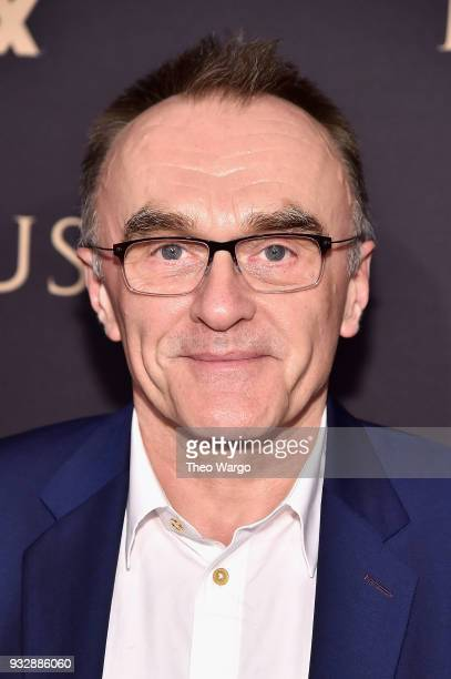 Director Danny Boyle attends the 2018 FX Annual AllStar Party at SVA Theater on March 15 2018 in New York City