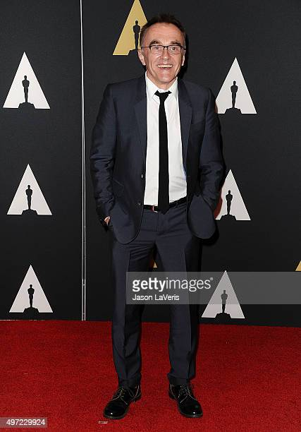 Director Danny Boyle attends the 7th annual Governors Awards at The Ray Dolby Ballroom at Hollywood Highland Center on November 14 2015 in Hollywood...