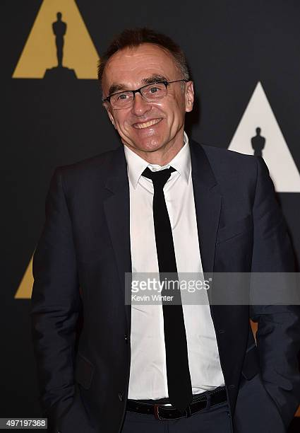 Director Danny Boyle attends the Academy of Motion Picture Arts and Sciences' 7th annual Governors Awards at The Ray Dolby Ballroom at Hollywood...