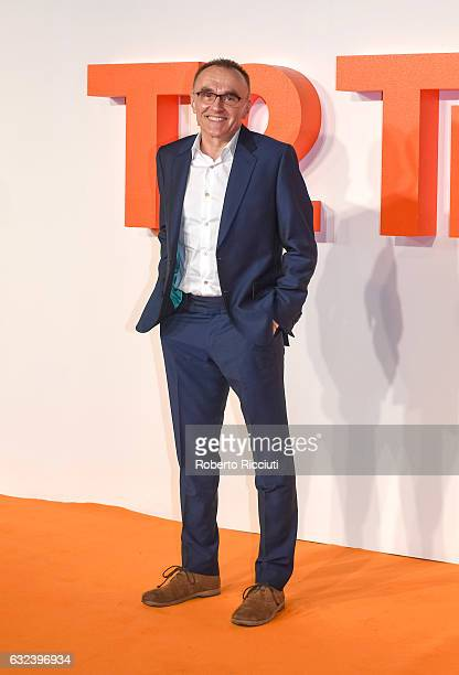 Director Danny Boyle attends the World Premiere of T2 Trainspotting at Cineworld on January 22 2017 in Edinburgh United Kingdom