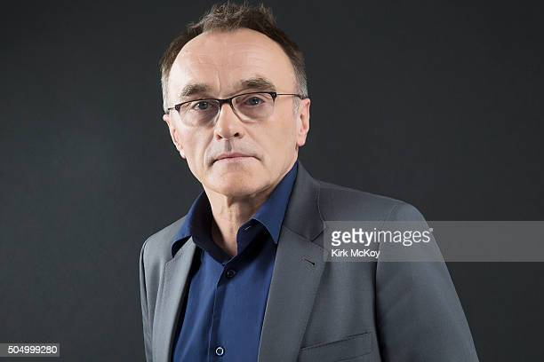 Director Danny Boyle is photographed for Los Angeles Times on December 4 2015 in Los Angeles California PUBLISHED IMAGE CREDIT MUST READ Kirk...