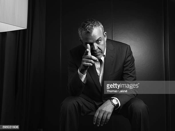 Director Danny Huston is photographed for Self Assignment on May 23 2013 in Cannes France