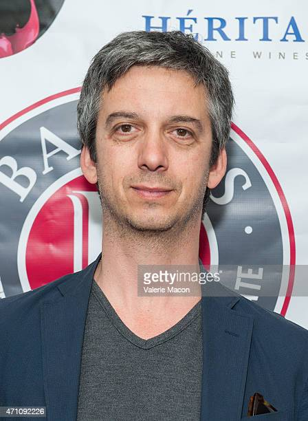 Director Dante Desarthe arrives at COLCOA French Film Festival Barnes After Party at Heritage Fine Wines on April 24 2015 in Beverly Hills California