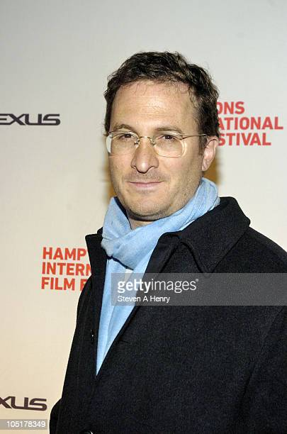 Director Darren Aronofsky attends the Black Swan Premiere during the 18th Annual Hamptons International Film Festival at United Artists East Hampton...