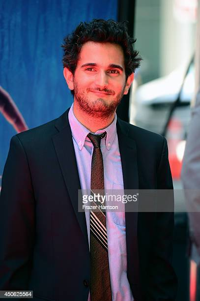 Director Dave Green attends the premiere of 'Earth to Echo' during the 2014 Los Angeles Film Festival at Premiere House on June 14 2014 in Los...
