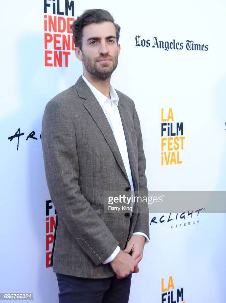 Director Dave McCary attends the 2017 Los Angeles Film Festival - Gala Screening Of Sony Pictures Classic's 'Brigsby Bear' at ArcLight Hollywood on...