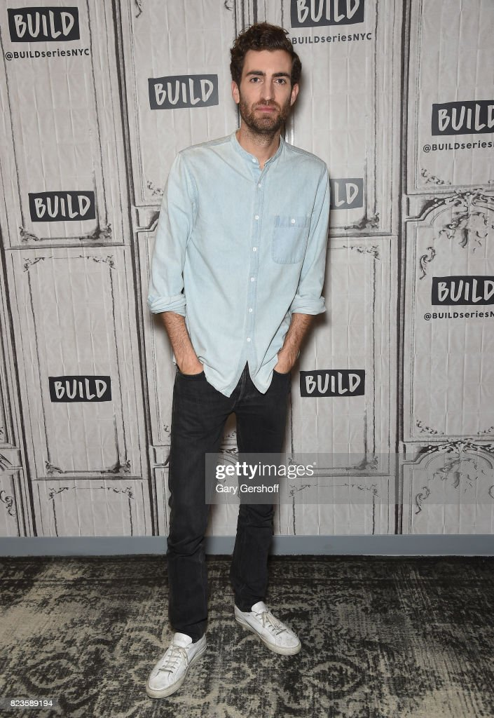 Director Dave McCary visits Build Series to discuss the new film 'Brigsby Bear' at Build Studio on July 27, 2017 in New York City.