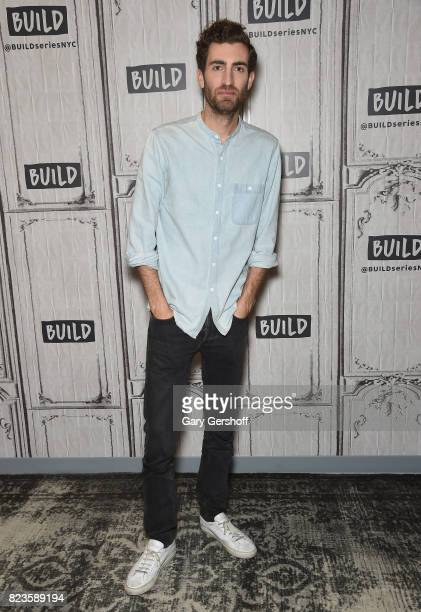Director Dave McCary visits Build Series to discuss the new film Brigsby Bear at Build Studio on July 27 2017 in New York City