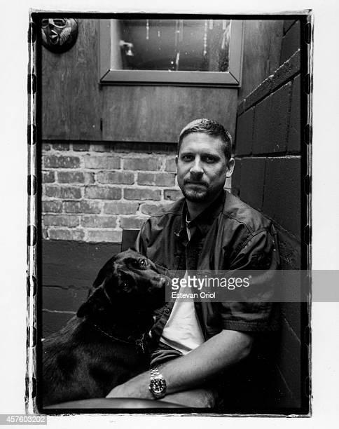 Director David Ayer at his office, Editorial shoot, Echo Park, California 2006