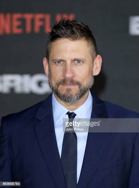 Director David Ayer attends the European Premeire of 'Bright' held at BFI Southbank on December 15, 2017 in London, England.
